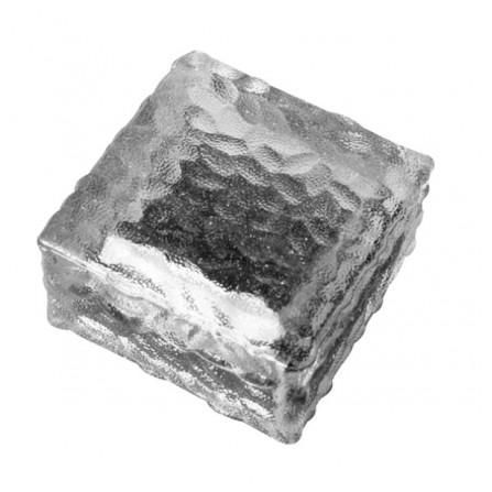 Ηλιακό Φωτιστικό Δαπέδου Πέτρα 0,4W 6000Κ (ΨΥΧΡΟ) VERE