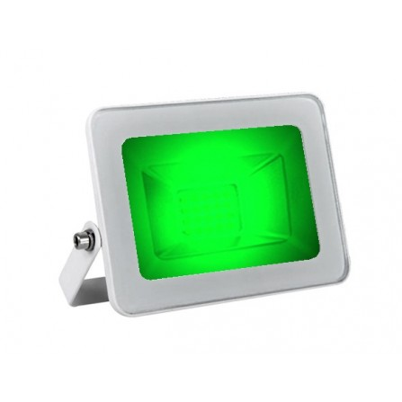 Προβολέας LED Στεγανός 30W λευκός σε ΠΡΑΣΙΝΗ απόχρωση 2250Lm IP65 180V-240V