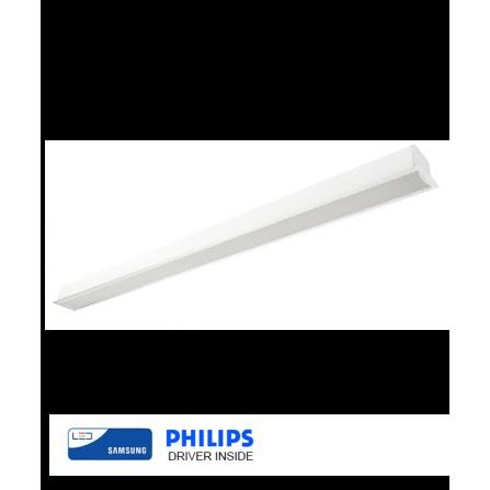 Χωνευτό γραμμικό φωτιστικό οροφής LED SAMSUNG CHIP 38W 4000K (ΦΩΣ ΗΜΕΡΑΣ) 141cm ΛΕΥΚΟ 5244Lm