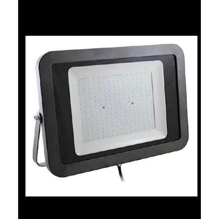 Προβολέας LED Στεγανός 200W 6500K (ΨΥΧΡΟ) 17000Lm IP65 220V COMMEL