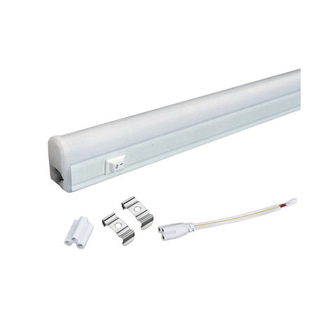 Φωτιστικό Πάγκου LED 8W 57cm 6500K (ΨΥΧΡΟ ΦΩΣ) 800lm με διακόπτη