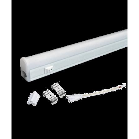 Φωτιστικό Πάγκου LED 12W 87cm 6500K (ΨΥΧΡΟ ΦΩΣ) 1200lm με διακόπτη