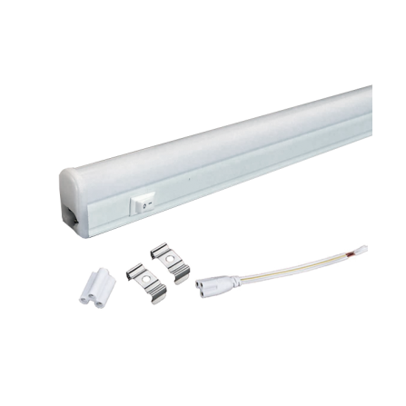 Φωτιστικό Πάγκου LED 16W 117cm 6500K (ΨΥΧΡΟ ΦΩΣ) 1600lm με διακόπτη