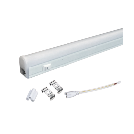 Φωτιστικό Πάγκου Κουζίνας LED 16W 117cm 6500K (ΨΥΧΡΟ ΦΩΣ) 1600lm με διακόπτη