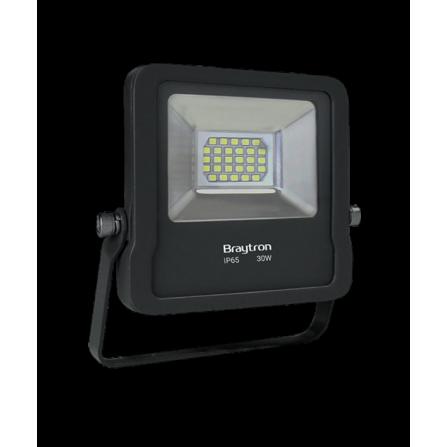 Προβολέας LED Στεγανός 30W 3000K (ΘΕΡΜΟ) 2400Lm IP65 220V NEW